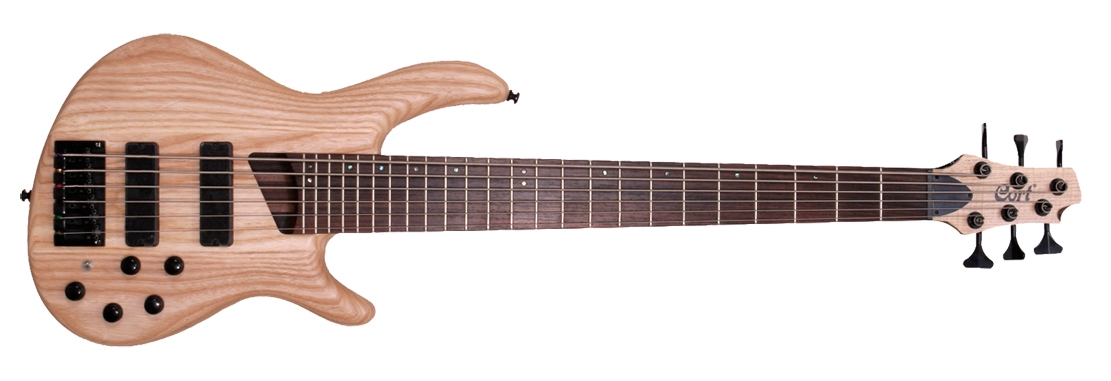 Cort Introduces Artisan 6-String Bass with Open-Pore Finish,  Bartolini's and Markbass Pre