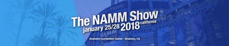 NAMM 2018