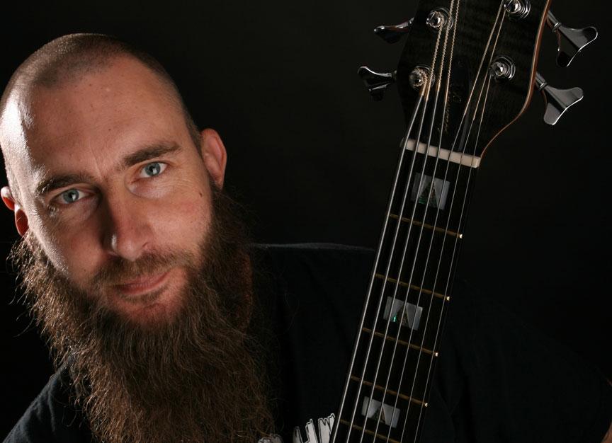 Jeff Hughell (Six Feet Under Bassist) Interview