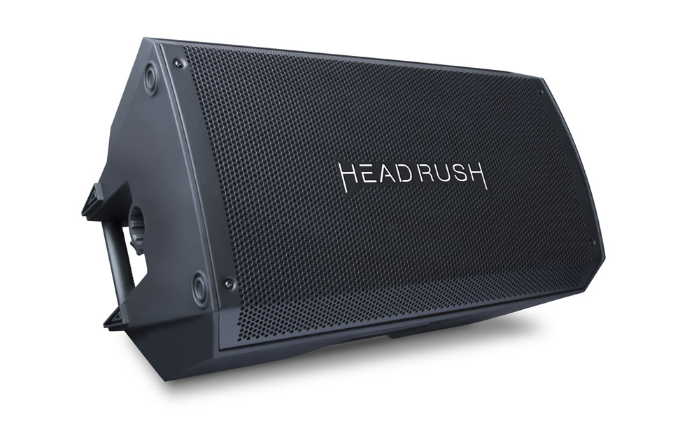 HEADRUSH® INTRODUCES FRFR-112 POWERED CABINET AT NAMM 2018