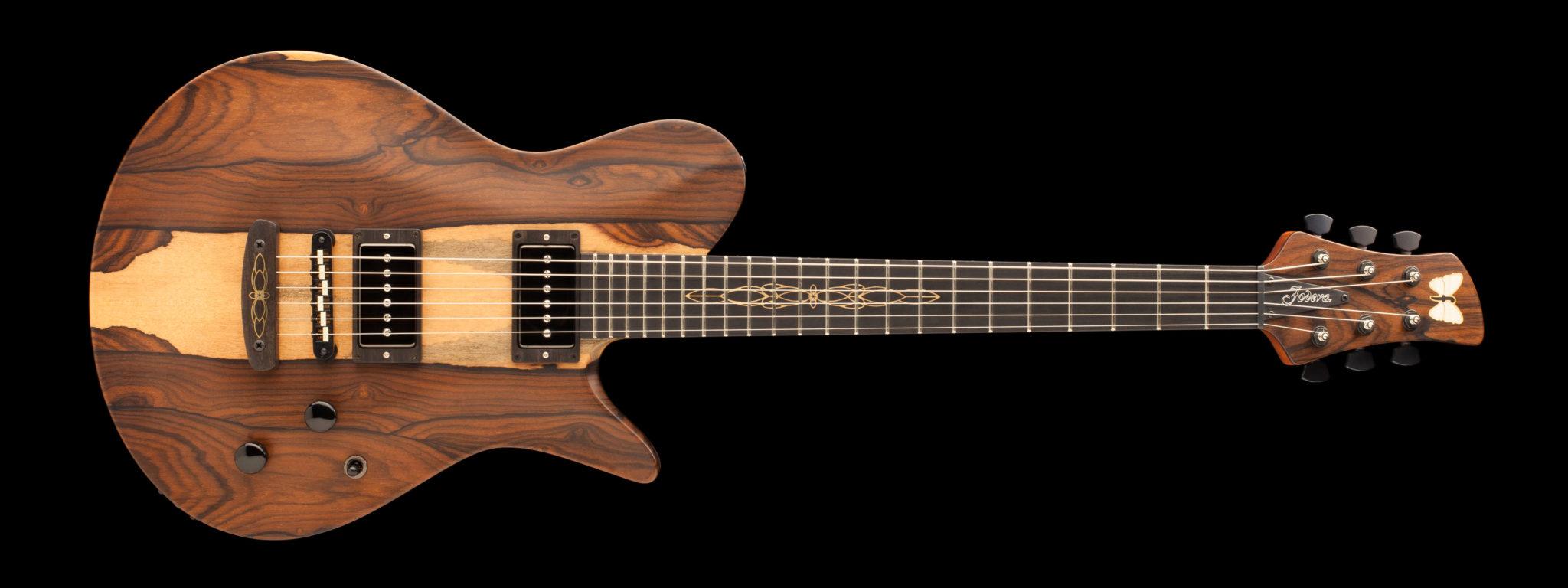 Fodera Introduces The Masterbuilt – Artdeco Guitar At NAMM 2018