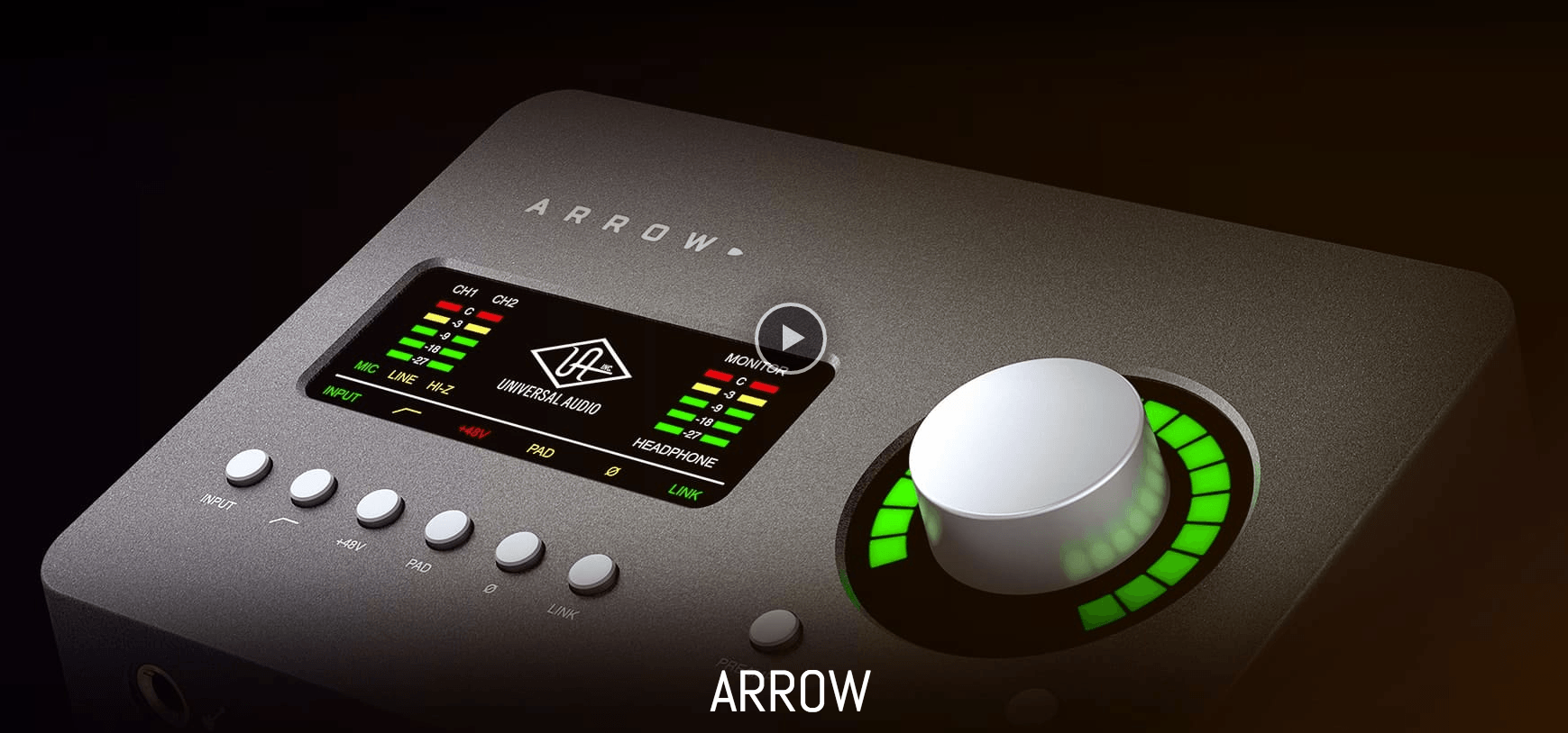 Universal Audio Ships Arrow Desktop Audio Interface For Music Creators