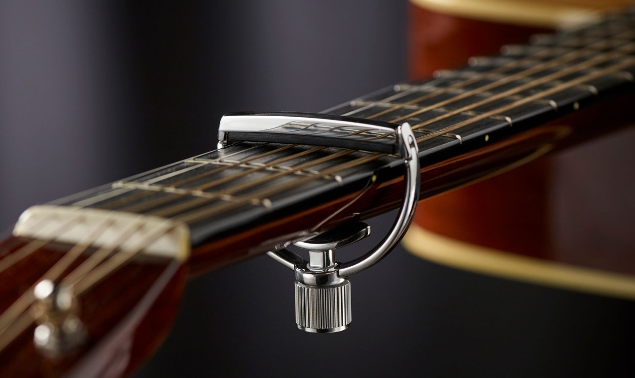 G7th The Capo Company Introduces Refinements of the Heritage Capo