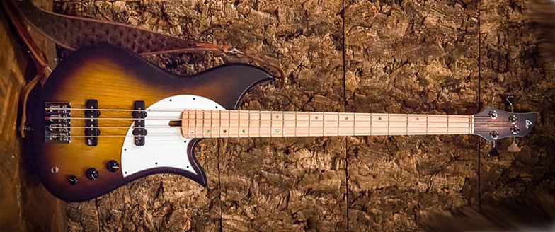 Aqulilina Basses To Introduce Kevin Reveyrand Signature Model At NAMM 2018