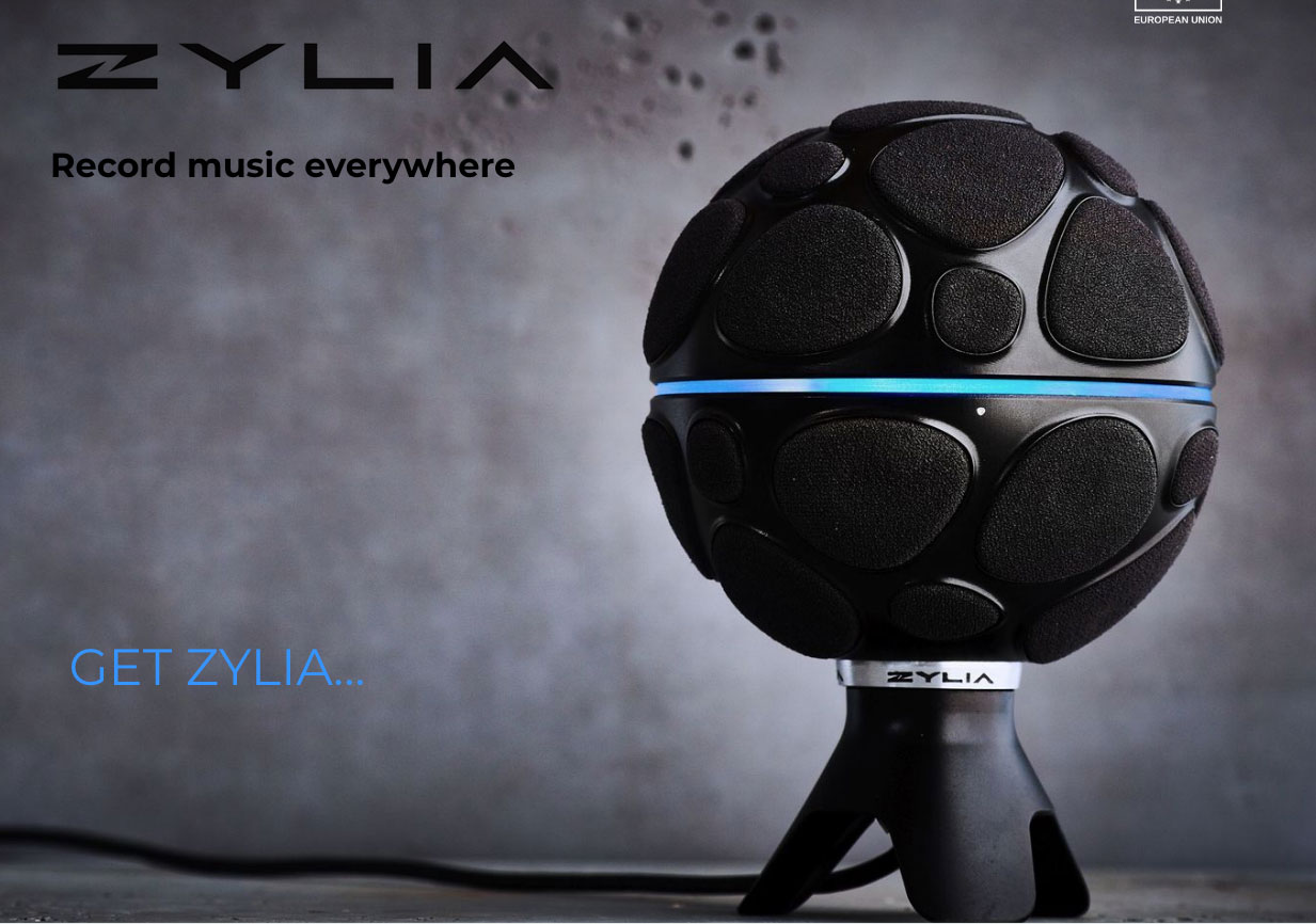 ZYLIA Studio PRO Recording Software