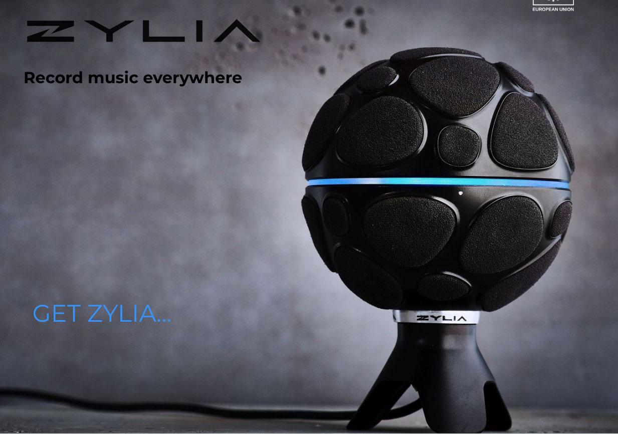 ZYLIA Studio PRO Recording Software