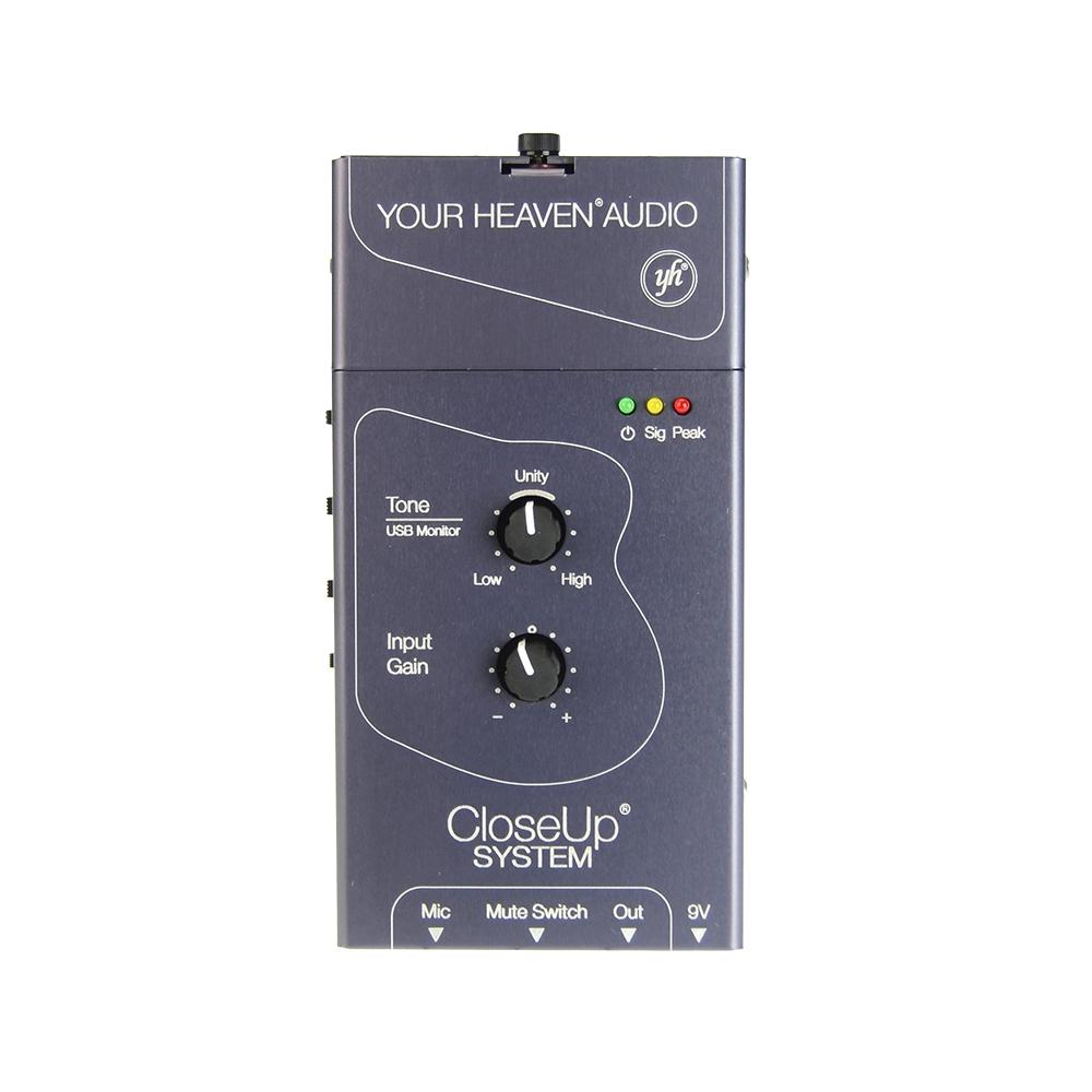 Your Heaven® Audio - A REVOLUTION IN RECORDING